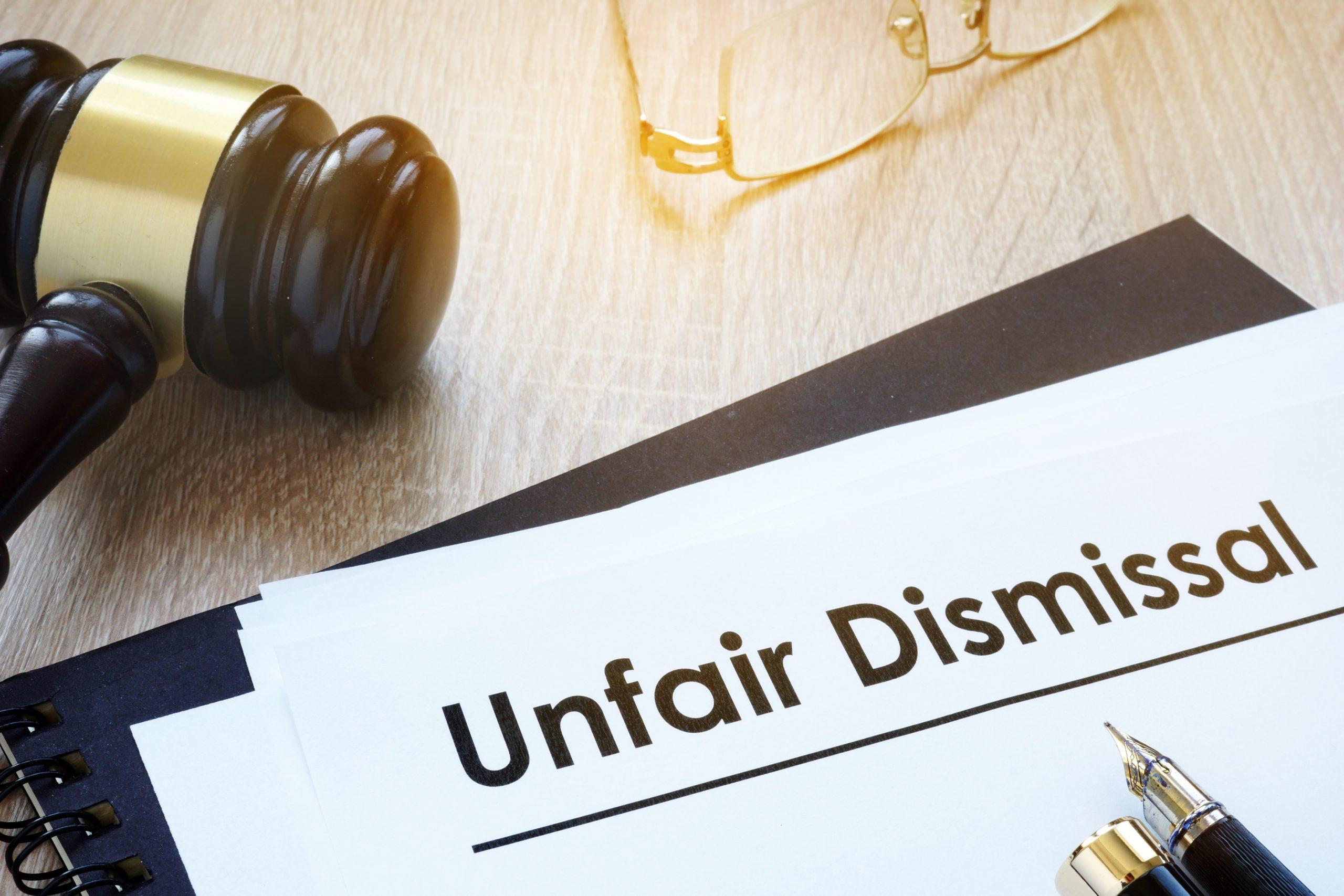 Unfair Dismissal – Employment Practices Liability Insurance